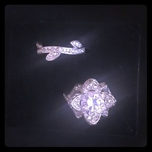 NIP Blingy Fashion Ring Size 6